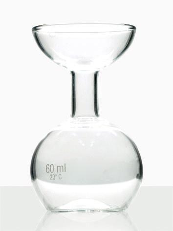 Frasco de Viscosimetro de Saybolt