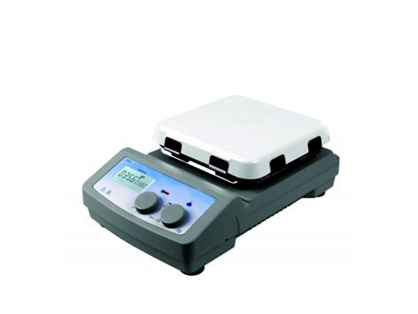 Agitador Magnético Digital 1500 Rpm Com Aquecimento e Vidro Cerâmico