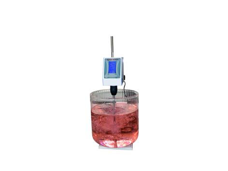 Agitador Mecânico de Alto Torque Display Touch