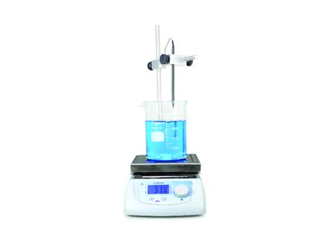 Sensor PT 100 com Suporte para Agitador