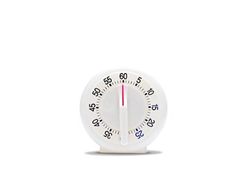 Timer Analógico 0-60 Minutos