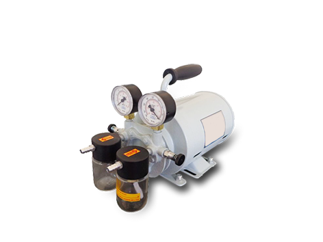 Bomba de Vácuo e Ar Comprimido Modelo 132