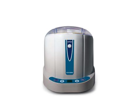 Microcentrífuga para 2 Microplacas de PCR 2500 Rpm