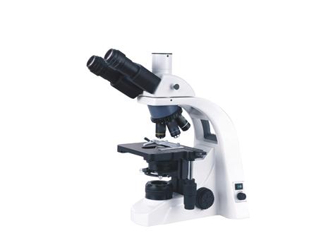 Microscópio Biológico Binocular com Correção Infinita