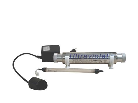 Sistema de Filtração por Lâmpada UV