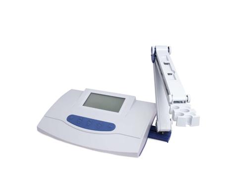 pHmetro de Bancada com Compensação de Temperatura