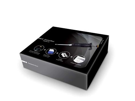 Kit Compelto Micropipetas Premium Black