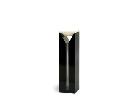 Cubeta em Vidro Óptico/Quartzo 2 Faces Polidas Escuras Passo 10mm Volume 0,7ml