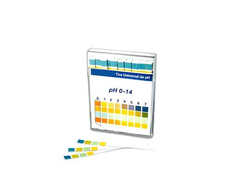 Tiras de pH